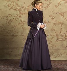 working on a bodice slightly similar to this one in my costume patterning class right now. except fuller and the length is only to the waist. Also, no mandarin collar, peter pan collar instead