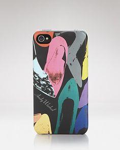 InCase iPhone 4 Case - Andy Warhol   Bloomingdale's