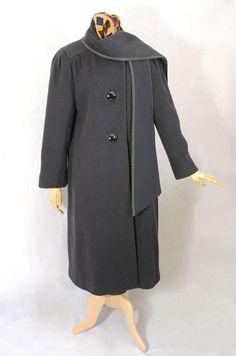 Trigere 1970s coat
