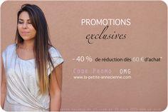 Promotions sur la boutique en ligne ! #Soldes #sale #SaleSpring #SaleSummer #Promo #Promotions #BonPlan #Réductions #Mode #Fashion #Look #Vintage #Marque #ModePasCher #Shop #Annecy #La_Petite_A #StreetSyle #FashionAddicts #SoesAddicts #ModeVintage #OMG #Happy #Fashionistas