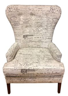 I must have Victoria Grayson's Queen chair. Furniture, Home Decor Kitchen, Home Living Room, Beach Themed Room, Redo Furniture, Chair, Classic Furniture, French Provincial Living Room, Upholstered Chairs
