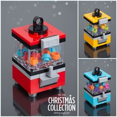 Project 7: Crane Game Ornaments   by powerpig