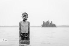 Jo the Snorkeler (i) by Laurens Kaldeway on 500px