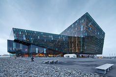 Harpa Concert Hall and Conference Centre | Reykjavik, Iceland
