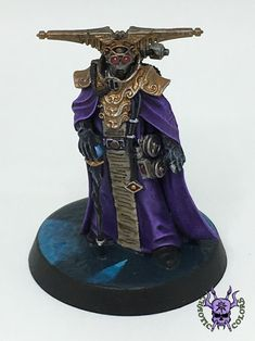Blackstone Fortress - Espern Locarno, Imperial Navigator #ChaoticColors #commissionpainting #paintingcommission #painting #miniatures #paintingminiatures #wargaming #Miniaturepainting #Tabletopgames #Wargaming #Scalemodel #Miniatures #art #creative #photooftheday #hobby #paintingwarhammer #Warhammerpainting #warhammer #wh #gamesworkshop #gw #Warhammer40k #Warhammer40000 #Wh40k #40K #Imperium #chaos #warhammerquest #rpg #blackstonefortress #EspernLocarnoImperialNavigator