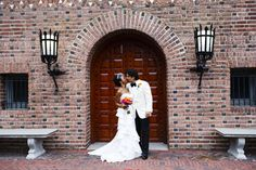 Parker-Hahn Wedding  | October 2012   |  Warden Garden  | Penn Museum Rentals