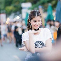 Digital Portrait, Portrait Art, Thai Model, Leh, Destiny, Cute Girls, Thailand, Idol, Chinese