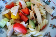 Kylling salat – god til den sunde madpakke