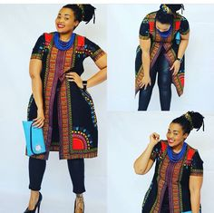 African Print Dashiki Women Dress Shirt Boho Hippie Gypsy Party Kaftan Party New African Dresses For Women, African Print Dresses, African Print Fashion, Africa Fashion, African Attire, African Wear, African Fashion Dresses, African Women, African Prints