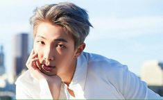 Just namjoon serving looks
