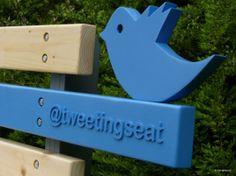 Twitter telecamera panchina