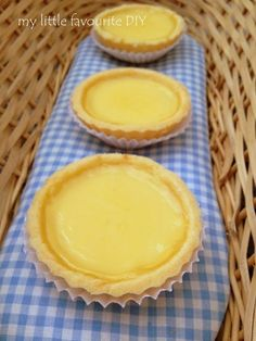 my little favourite DIY: My kind of prefect egg tarts 。。 蛋塔