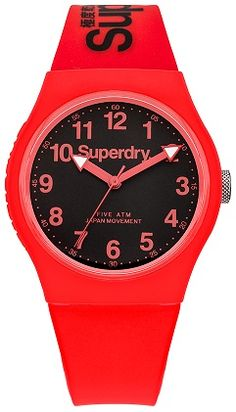 Superdry Urban - Red/Black