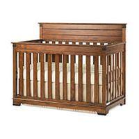 Child Craft Redmond 4-in-1 Convertible Crib - Coach Cherry