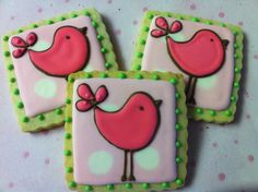 These are just super cute; as cookies should be ;)