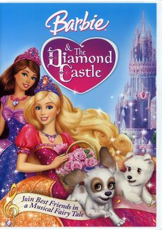 BARBIE & THE DIAMOND CASTLE - BARBIE & THE DIAMOND CASTLE (DVD 3101989)