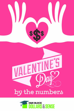 A record $19 BILLION was spent last Valentine's Day. See how the numbers break down!