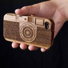 Camera Phone Case one of the cutest thing ever !!!!!!!!!