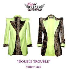 Double Blazer by lady Fozaza