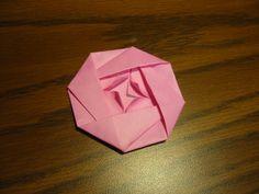 Flat Origami Rose Useful Origami - 27 Origami Money Flowers, Origami Rose, Origami Stars, Origami Owl Necklace, Origami Bookmark, Origami Owl Jewelry, Origami Instructions, Origami Tutorial, Origami Owl Core