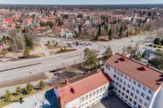 Old school Kastelli Oulu   by arto häkkilä