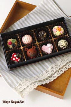 chocolates!❥ via #martablasco ❥ http://pinterest.com/martablasco/