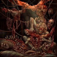 Flesh Consumed Album by PTimm.deviantart.com on @deviantART