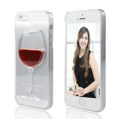 Capas taça de vinho para iphone 6s/6/6s plus,6 plus e para os iphone 5s,5,5c e 4s,4.