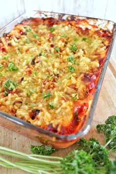 Snack Recipes, Healthy Recipes, Snacks, Healthy Food, Fodmap, Low Carb Keto, Lasagna, Food Inspiration, Macaroni And Cheese