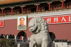 Tian'anMen Gate of Heavenly Peace