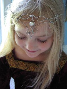 Elven child of Nobility