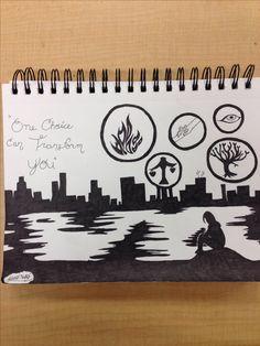 Divergent Fan Art <4 + <6