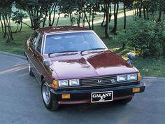 Mitsubishi Galant Σ (1978 – 1980).