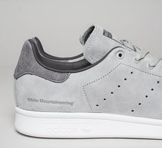 competitive price 3f858 8effe Adidas Originals x White Mountaineering Stan Smith (Clear Onyx Clear  Onyx Footwear White) - Consortium.