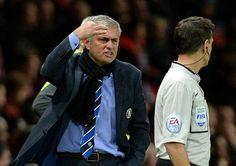 HLV Mourinho phát bực vì lịch thi đấu của M.U