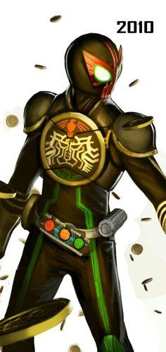 Kamen Rider OOO.