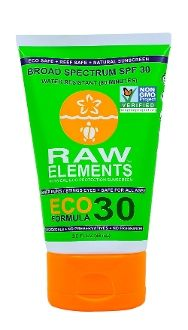 ECO FORMULA 30+ Sunscreen - #1 Rating from the Environmental Working Group for Safety & Efficacy. Biodegradable - NON-GMO Verified - No Chemicals - No Preservatives - Safe for ALL ages | Broad Spectrum SPF 30+