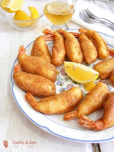 Doritos, Empanadas, Spanish Tapas, Good Healthy Recipes, Healthy Meals, Recipe For 4, Canapes, Fish And Seafood, Junk Food