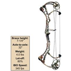 Bear® Archery Carnage Bow at Cabela's