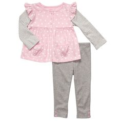 Tunic and Legging Set  from carter's $8.80