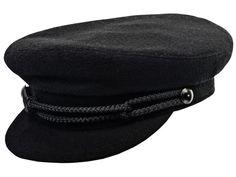 Great, wool sailing cap.