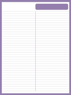 Stationary Printable, Printable Paper, Note Memo, Bullet Journal Writing, Notes Template, Journal Paper, Good Notes, Note Paper, Writing Paper