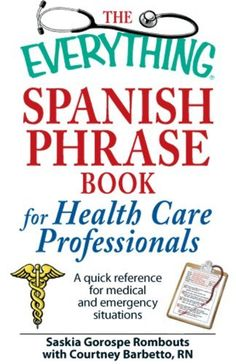 Spanish for Medical Professionals - My Daily Spanish Store