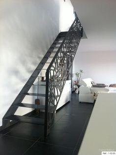 Fabricant escalier droit Bretagne : Vannes, Lorient, Rennes, Nantes.