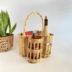The most affordable picnic basket and hampers for grab and go - Miss M.V. Gift Sets For Her, Wine Carrier, Hampers, Picnic, Basket, Gifts, Products, Presents, Picnics