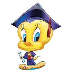 on sale 4a40b a2f7d Chicken Little Disney, Tweety Bird Quotes, Graduation Balloons, Bird  Wallpaper, Old