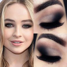 Sabrina Carpenter Makeup