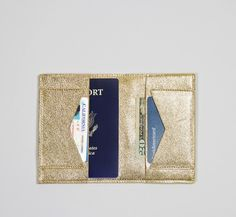 Double Takes: The Most Glamorous Passport Wallet That Ever Was