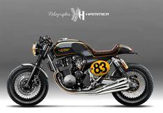 Honda CB750 DOHC Classic X2