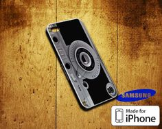 Vintage Camera Case For iPhone 4/4S iPhone 5/5S /5C by GreatGift4U, $11.99